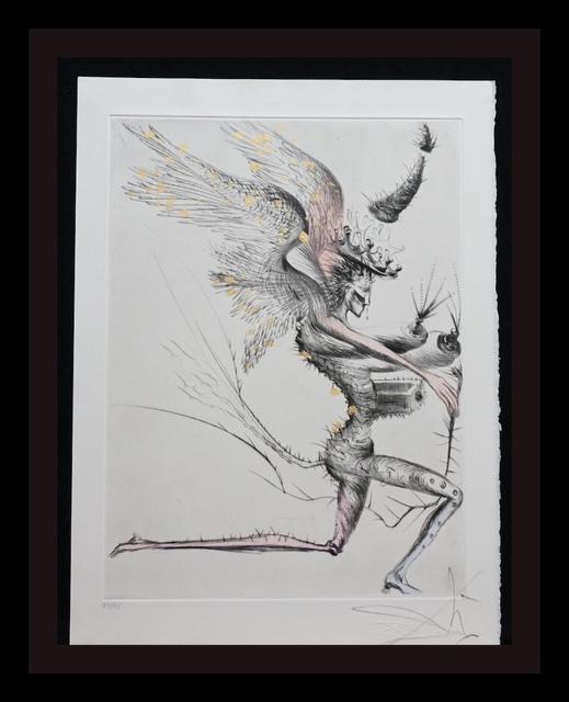 Salvador Dalí, 'La Venus aux Fourrures the Winged Demon', 1968, Fine Art Acquisitions