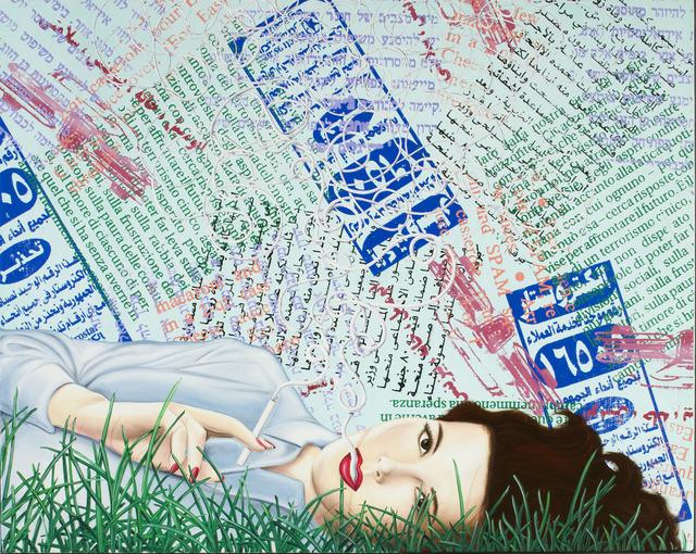 , 'Smoke,' 2008, Leila Heller Gallery
