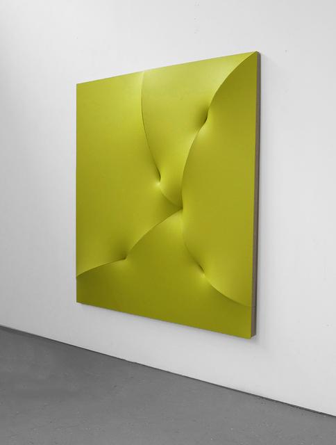 , 'Broken Yellow,' 2014, Peter Blake Gallery