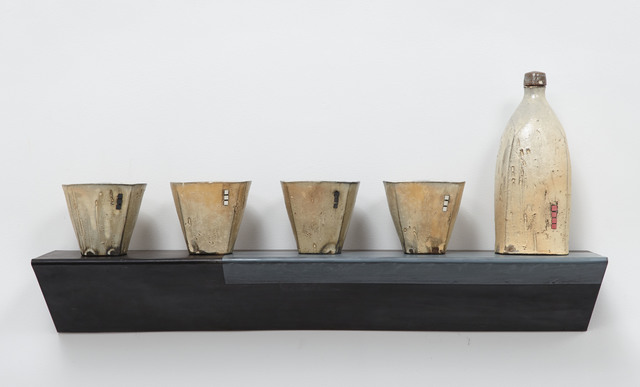 , 'Cocktail Set,' 2016, Jane Hartsook Gallery