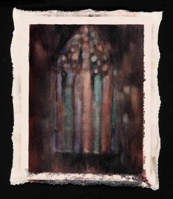 , 'Ghost Window,' 2018, Barnard