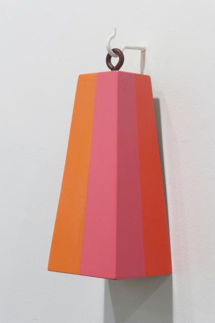 Kevin Finklea, 'Lost & Found #7, the Italian', 2021, Sculpture, Acrylic on douglas fir, Margaret Thatcher Projects