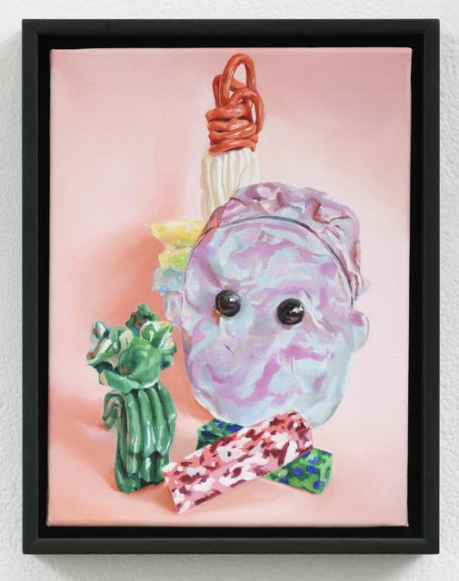 Eleanor McCaughey, 'Self curation-anxiety', 2019, Richard Heller Gallery