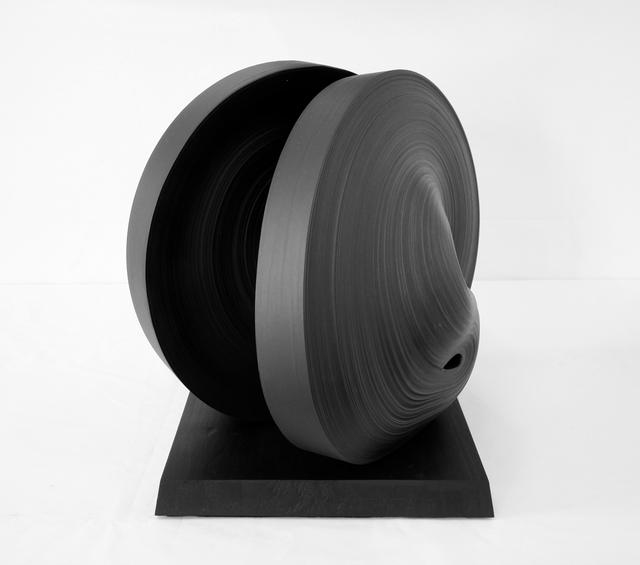 , 'JK772 Black,' 2017, C. Grimaldis Gallery