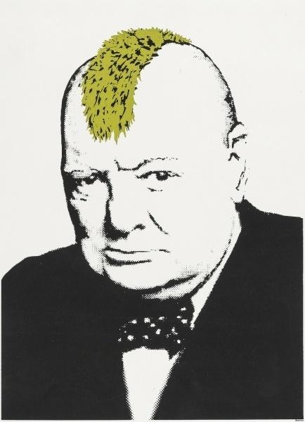 Banksy, 'Turf War', 2003, Forum Auctions