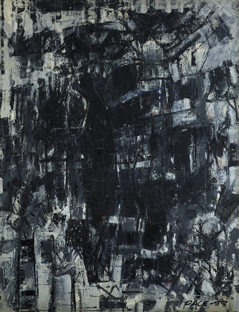 , 'Untitled (52-13),' 1952, Berry Campbell Gallery