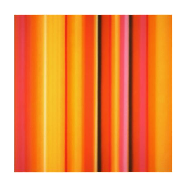 , 'Tangerine,' 2017, Morgan Lehman Gallery