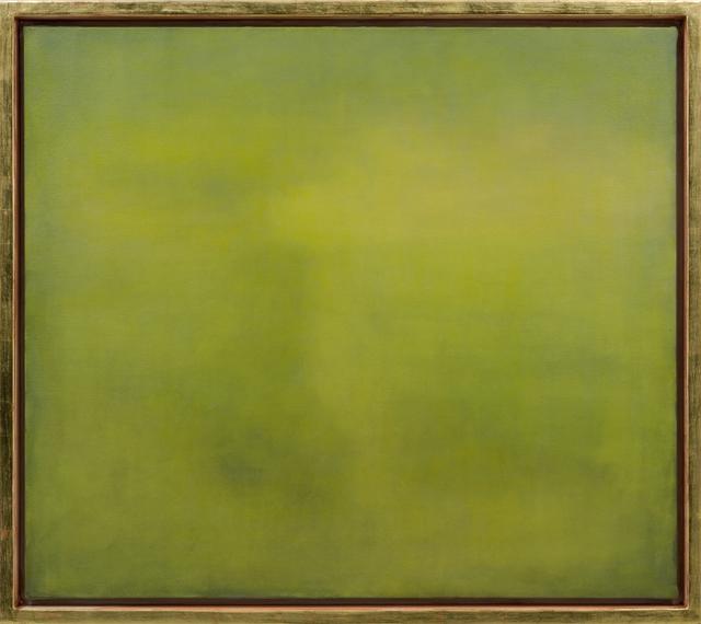 , 'Green Monochrome – Sower,' 2007, Galerija Gregor Podnar