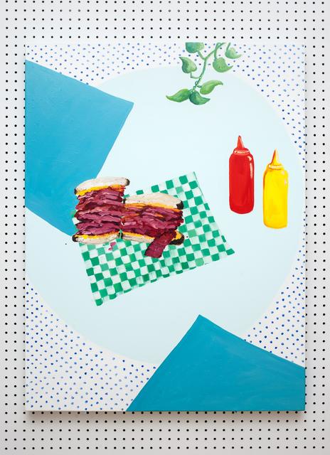 , 'Smoked Meat,' 2016, Projet Pangée
