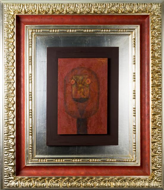 , 'Cabeza de ojos amarillos,' , LS// Galería