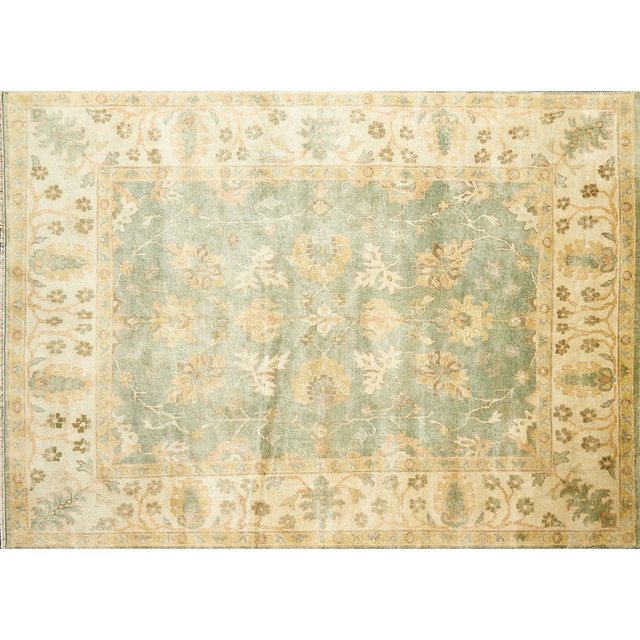 'Oushak Style, Contemporary Wool Rug', Rago/Wright