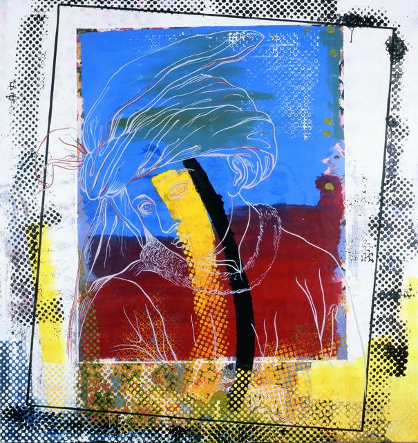 , 'Banana, schönes Bild (Banana. Nice Painting),' 1985, Setareh Gallery