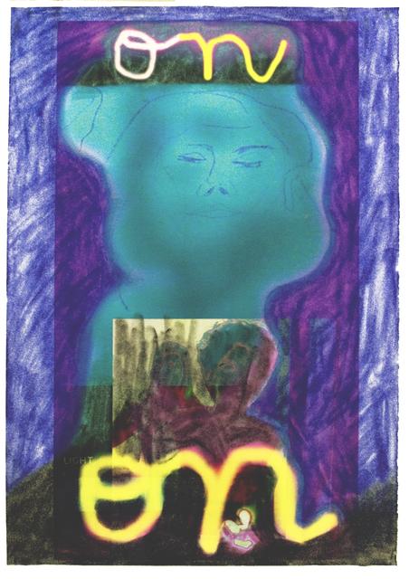 , 'Blue ON ON,' 2016, Nathalie Karg Gallery