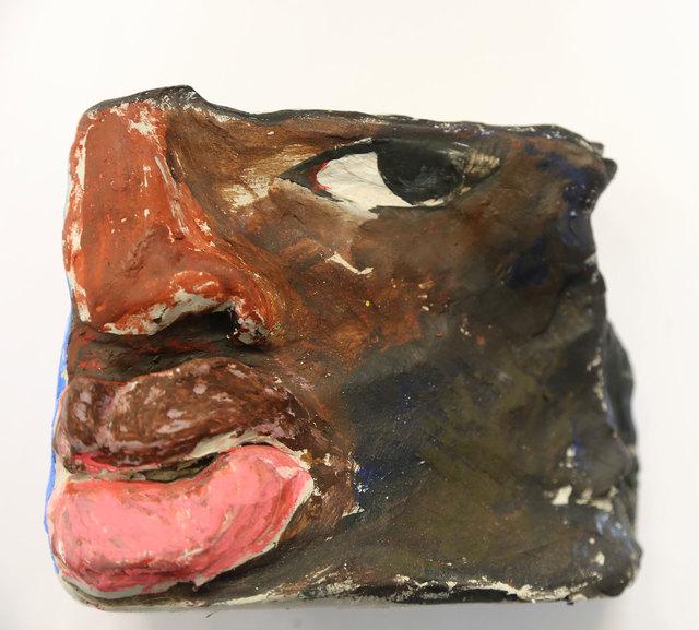 , 'Ezra,' 2016, The Residence Gallery