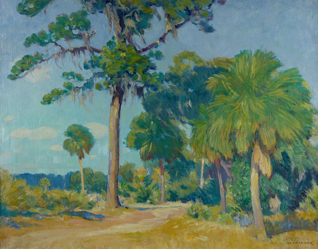 , 'Florida Scene,' , Questroyal Fine Art