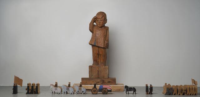 , 'The Funeral ,' 1996, El Museo del Barrio