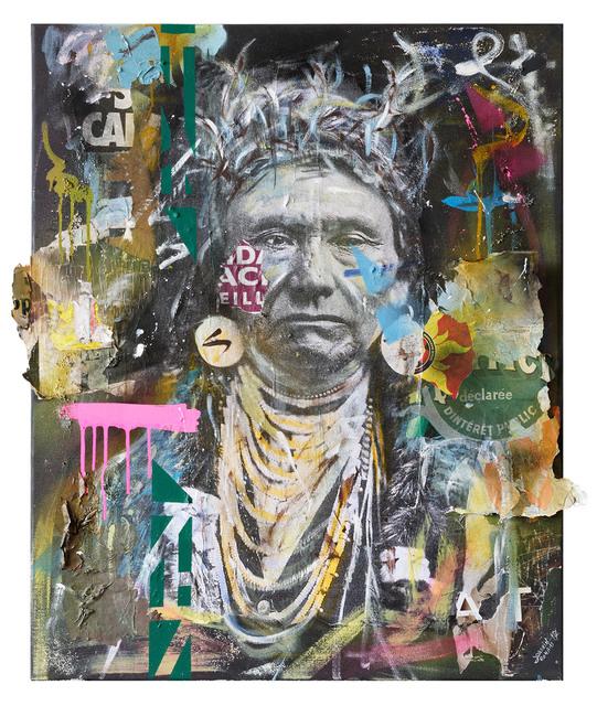 , 'Joue,' 2017, Samhart Gallery