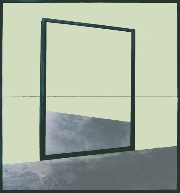 , 'Mirror,' 2015, CYDONIA