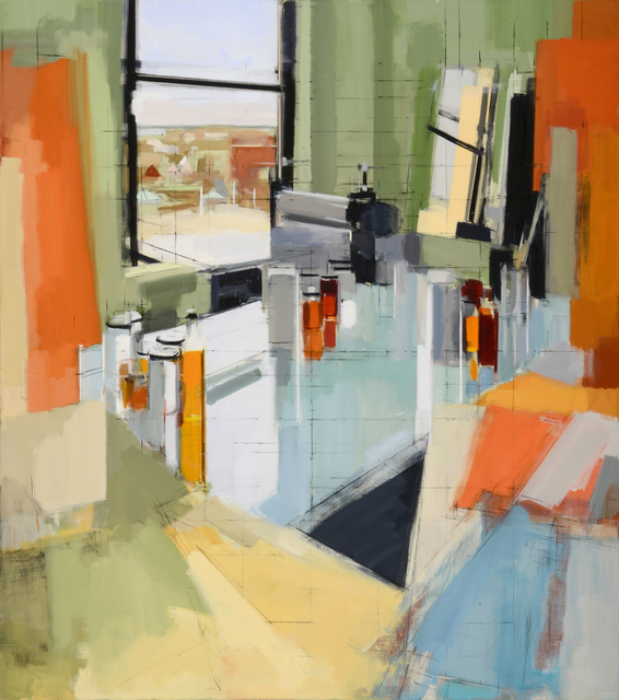 , 'Studio XXXIII,' 2013, Gallery NAGA