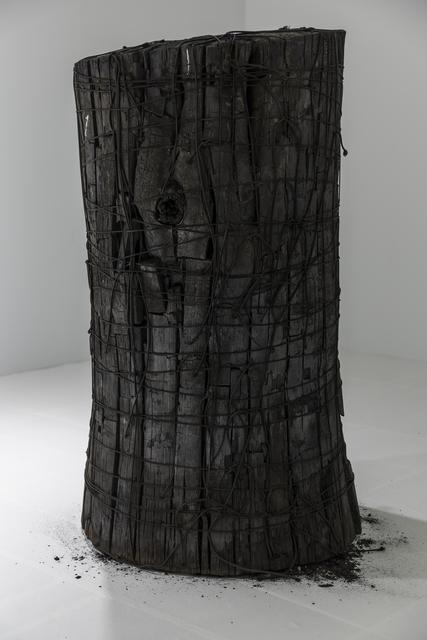 Lee Bae, 'Issu du feu', 2018, Phosphorus & Carbon