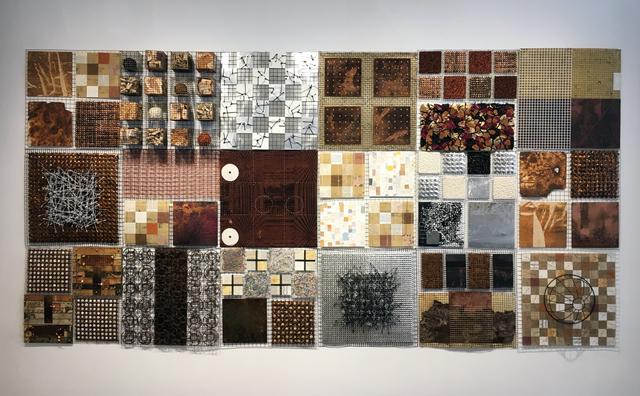 , 'Caravan Quilt,' 2017, Duane Reed Gallery