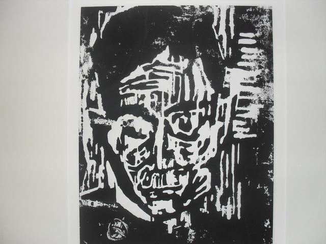 Carl Kohler, 'Franz Kafka', ca. 1990, Carl Kohler Estate