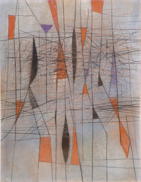, 'Composition 03.1965,' 1965, Whitford Fine Art