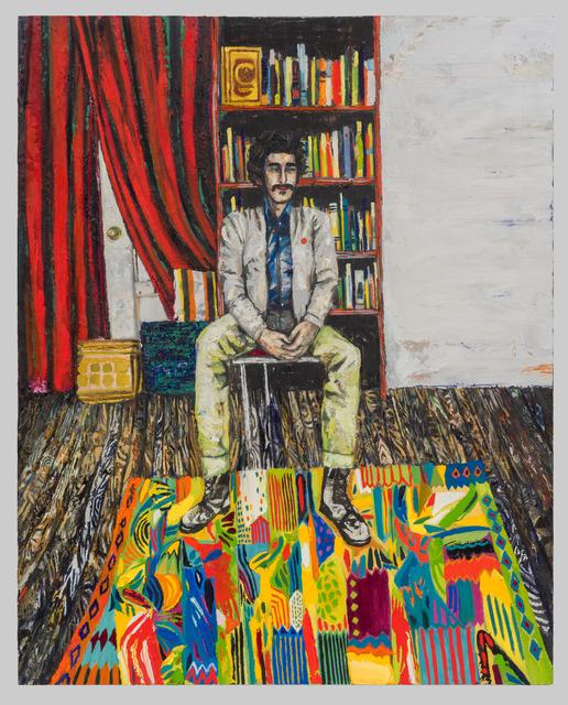 , 'Mario II,' 2014, Galerie Peter Kilchmann