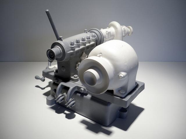 , 'satin-valve-grinder,' 2015, Art Mûr