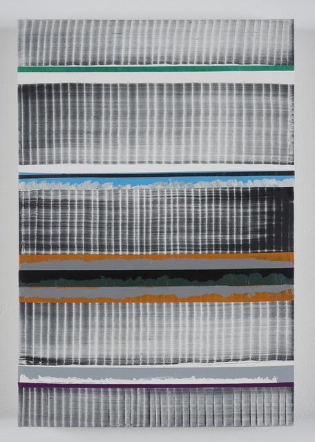 , 'In Kayak (Leman),' 2014, Frith Street Gallery
