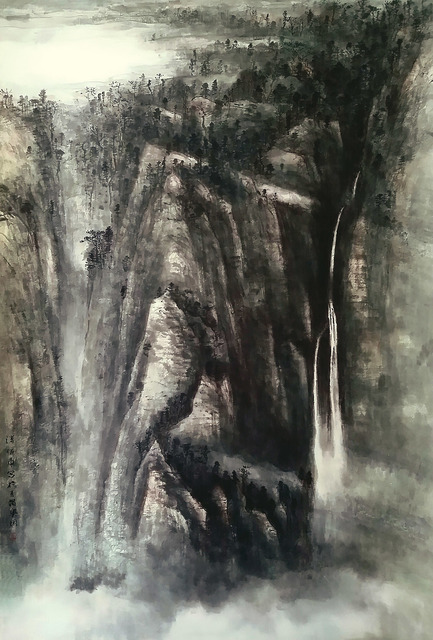 , 'Waterfall 瀑,' 2014, Alisan Fine Arts