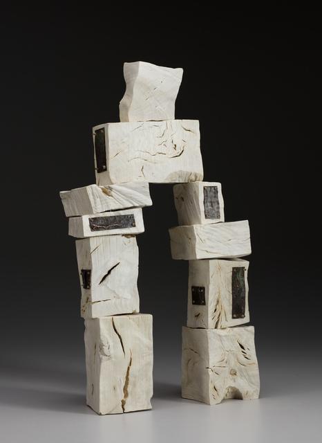 , 'White Gate,' , Momentum Gallery