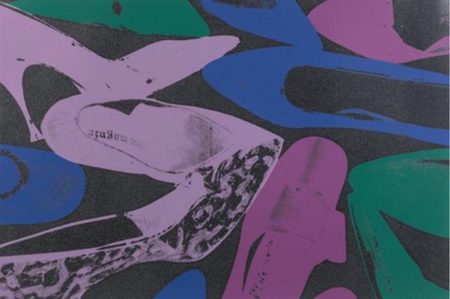 , 'Shoes (Multi),' 1980, Lyndsey Ingram Ltd.
