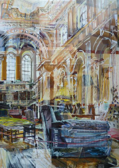 , 'Blenheim Palace II ,' 2017, Sarah Wiseman Gallery
