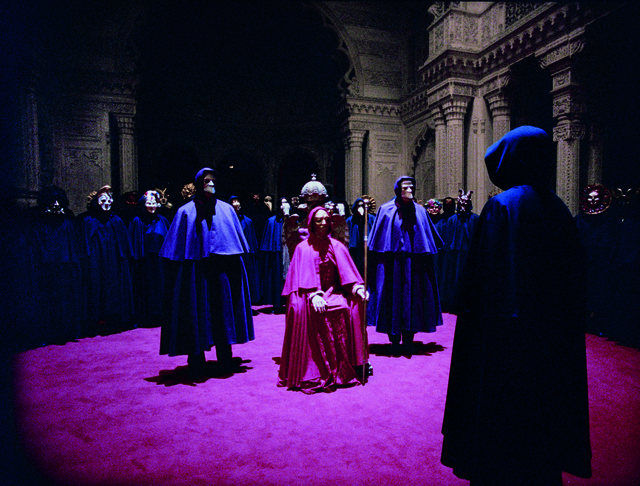 , 'Eyes Wide Shut (still),' 1996-1999, Contemporary Jewish Museum