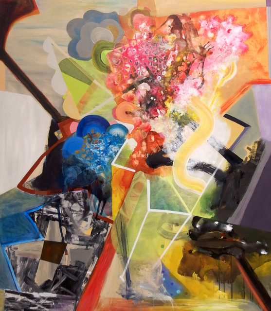 Homare Ikeda, ' Cube 15', William Havu Gallery