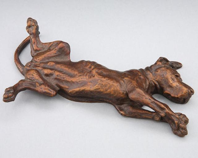, 'Shameless Puppy,' 2003, Cavalier Galleries