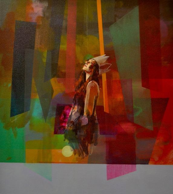 , 'Hyacinth Girl (Study II),' 2015, Cynthia Corbett Gallery