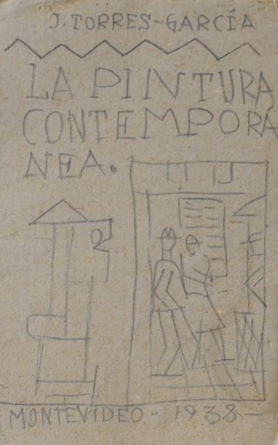 , 'La pintura contemporánea,' 1938, Galería de las Misiones