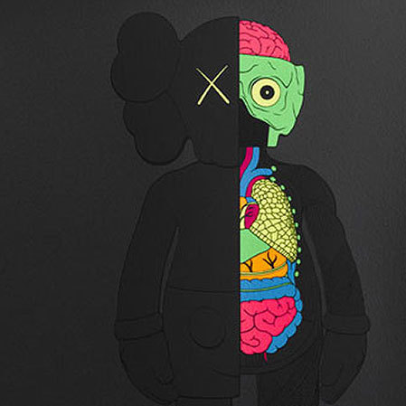KAWS , 2925 Artworks, Bio \u0026 Shows on Artsy