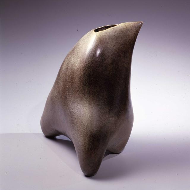 """, 'Ke T-67 Shouen Pavilion (""""Walrus""""),' 1989, LACOSTE / KEANE GALLERY"""