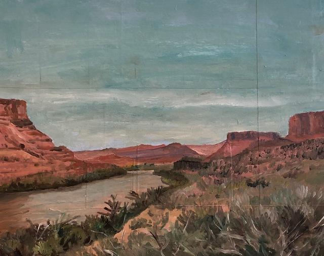 , 'Colorado Bend,' 2018, Modern West Fine Art