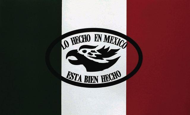 , 'Lo hecho en México está bien hecho (México),' 2004, Moisés Pérez De Albéniz