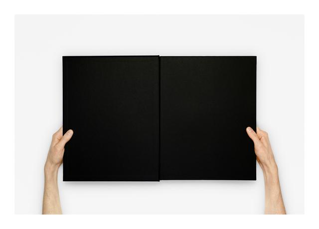 Anne Collier, 'Open Book #6 (George Platt Lynes)', 2011, Corvi-Mora