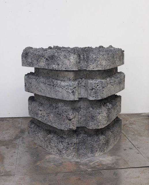 , 'Balcony (brystkasse),' 2018, Magenta Plains