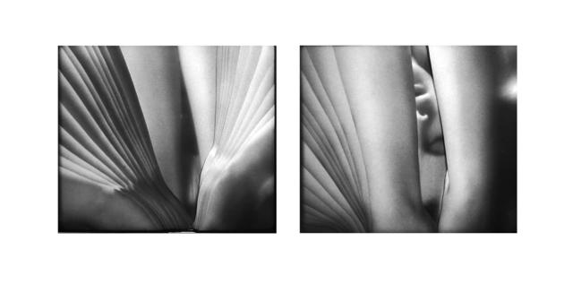 , 'Kristall (Double Ecstasy /A),' 2015, Raum mit Licht