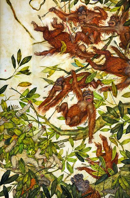 , 'Orangutan,' 2016, Gallery Poulsen