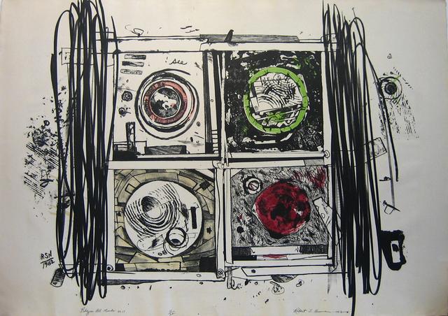 , 'Pedazo del Mundo #11,' 1962, Childs Gallery