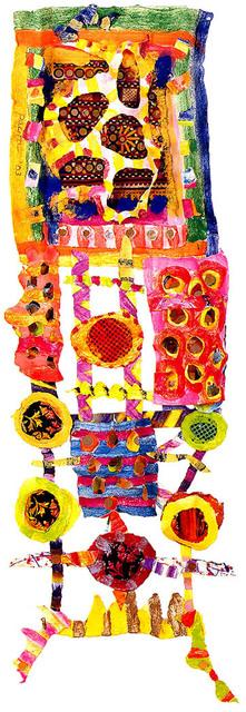 , 'Five-foot beauty,' 2003, Pacita Abad Art Estate