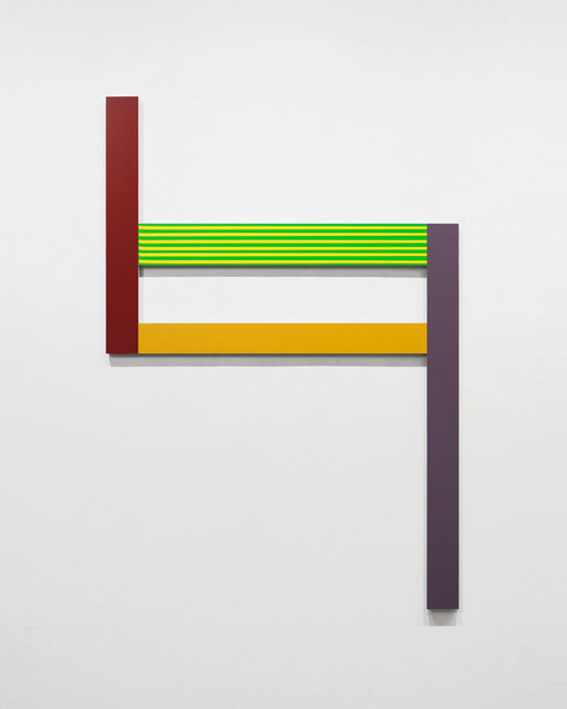 Francisco Suárez, 'Adde 32', 2017, Painting, Acrylic on MDF, Victor Lope Arte Contemporaneo